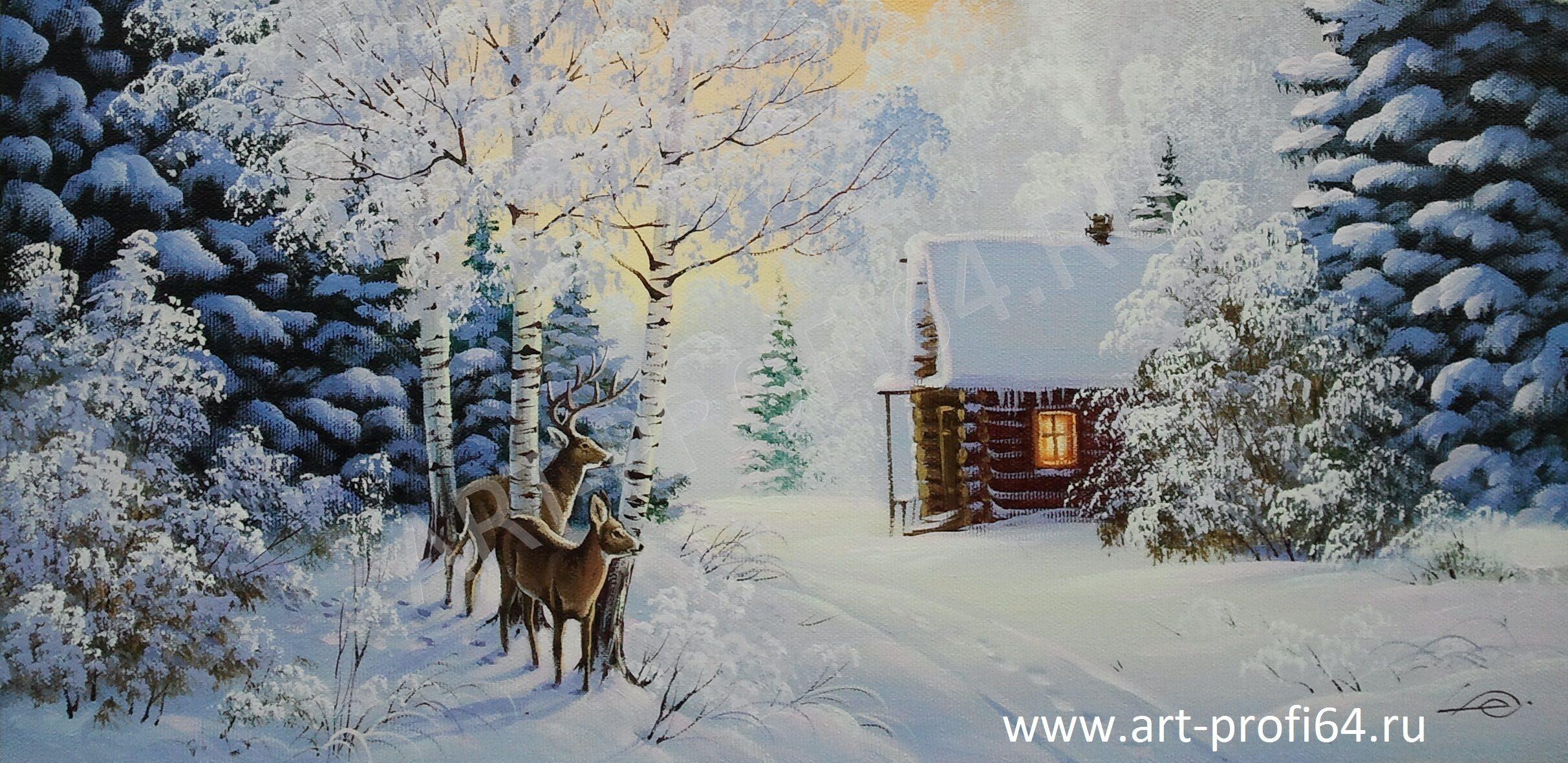 Дорога зима фото