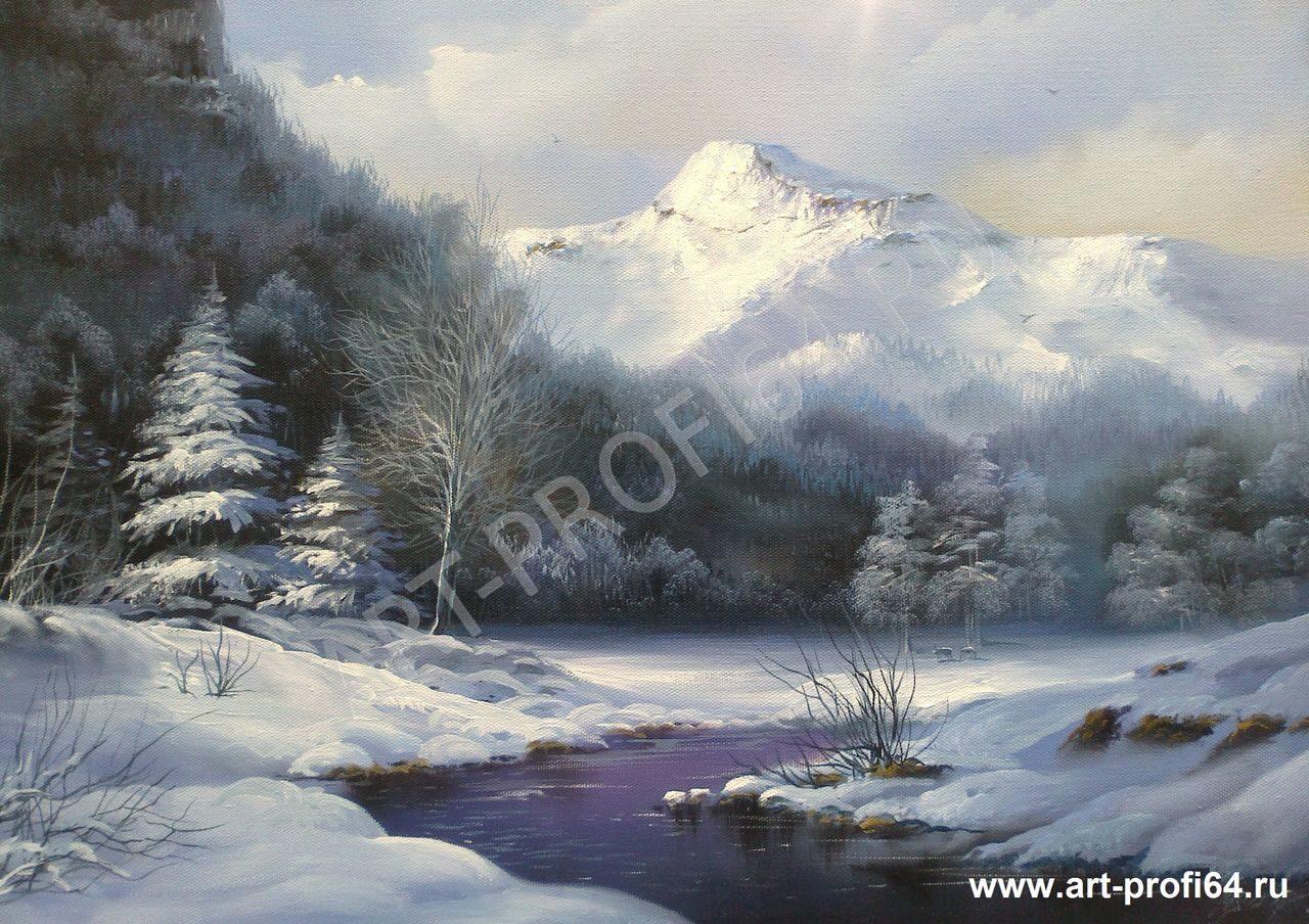 картини зими: