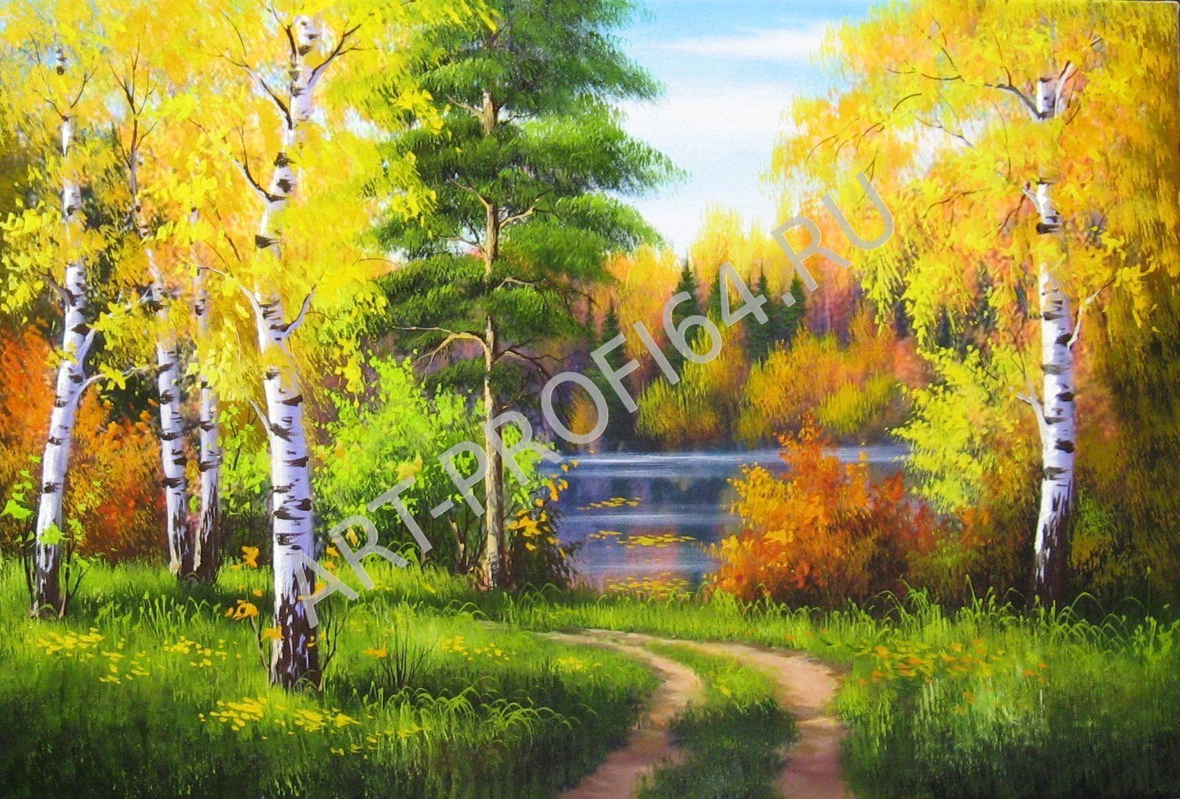 Картины с изображением пейзажей, картины пейзаж в ... Хопер